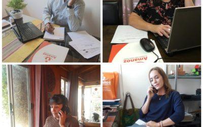 Acompañamiento Telefónico AMANOZ